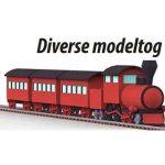 Diverse Modeltog